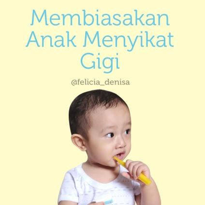 Manfaat Anak Gosok Gigi